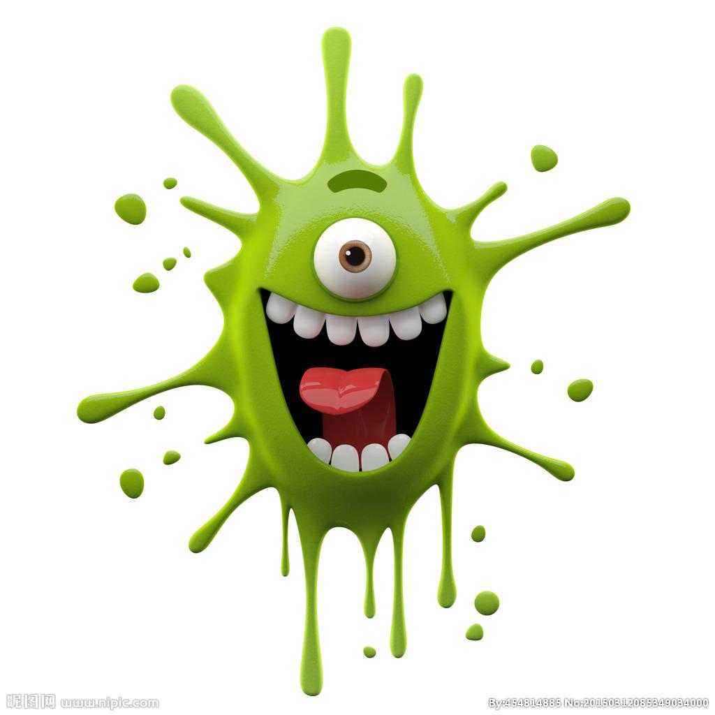 组图:太恐怖了!这是我们手上的细菌(2)图片
